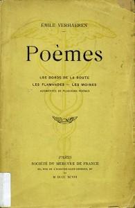 Poemes: Les Bords de la Route - Les Flamandes - Les Moines