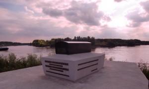 tombeau de Verhaeren