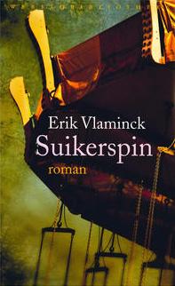 Suikerspin d'Erik Vlaminck: couverture